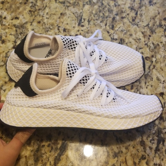 new product 10ca1 a1f52 adidas Shoes - WOMENS ADIDAS DEERUPT RUNNER  CQ2913
